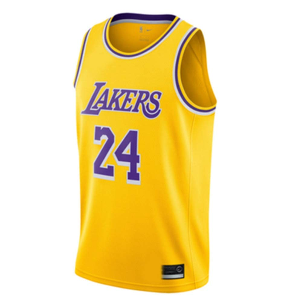 low priced e88cd a2d7d HS-MANWEI Basketball Jersey Lakers NO.24 Kobe Bryant Air ...