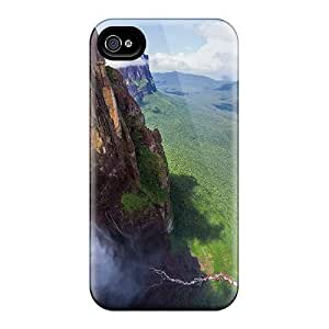 Iphone 4/4s Case Cover Water Falls Case - Eco-friendly Packaging