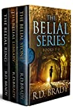 The Belial Series, Books 1-3: An Archaeological Thriller Box Set