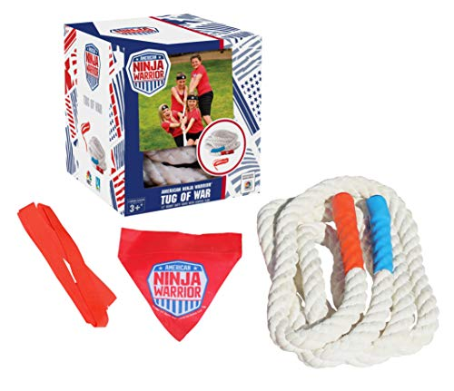 American Ninja Warrior Tug of War Kit 12