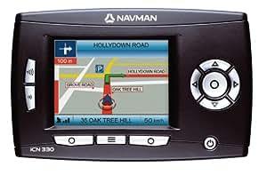 Navman iCN 330 2.8-Inch Portable GPS Navigator