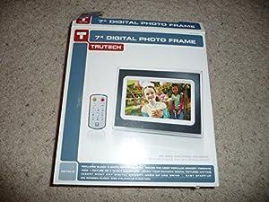 trutech digital photo frame manual