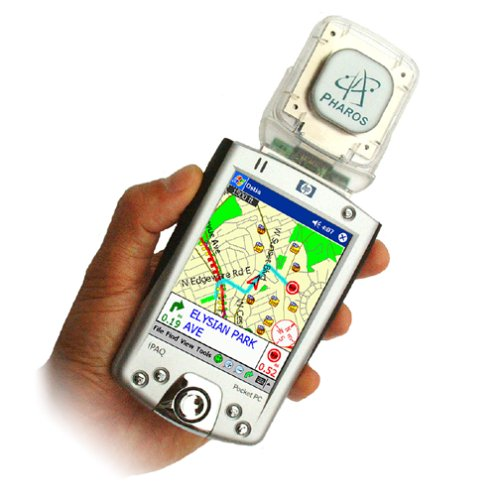 Pocket GPS Navigator Cfppc Navigation Software Us Maps Pwr (Software Pharos Gps)