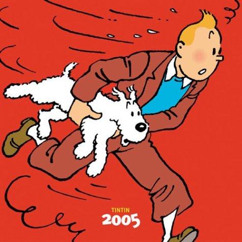 Tintin: 2005 Wall Calendar - Calendar Tintin