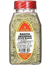 Marshalls Creek Spices Kosher RANCH DRESSING SPICE BLEND NO SALT 10 oz