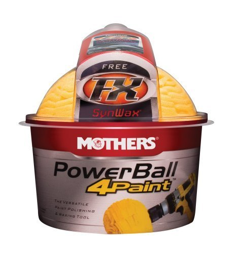 Mothers 05147-6 PowerBall 4Paint Kit, (Pack of 6) by Mothers