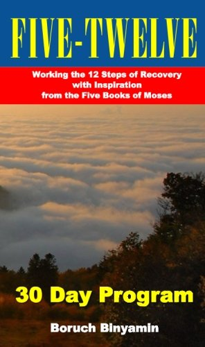 Read Online Five - Twelve: 30 Day Program: Work the 12 Steps in 30 days with inspiration from the Bible pdf epub