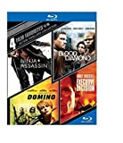 4 Film Favorites: Action Thrillers (BD) [Blu-ray] by Warner Home Video by Various