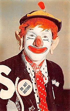 famous circus clowns