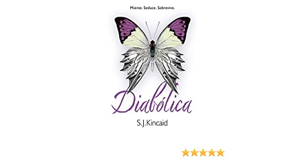 Amazon.com: Diabólica (Spanish Edition) eBook: S.J. Kincaid: Kindle Store