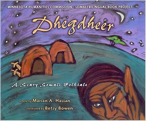 Book Dhegdheer, A Scary Somali Folktale