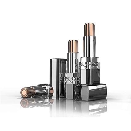 Eliminación De Vello Facial Para Mujeres, Depiladora Lipstick Design Depilator Para Mujeres, Touch Face
