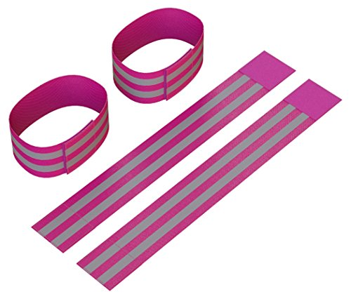 Reflective Visibility Jogging Wristbands Accessories