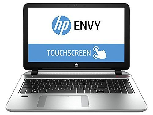 HP ENVY - 15t Touch (4th Gen Intel i7-4510U 4GB NVIDIA GeForce GTX 850M Full HD 1080p 16GB RAM Backlit keyboard 48WHr Battery AC WLAN Bluetooth)
