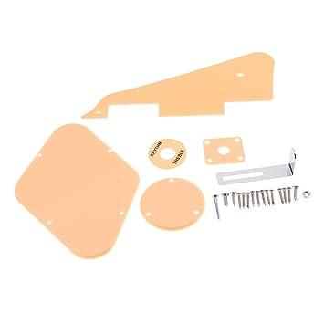... Interruptor Soporte Golpeador Placa de Selección de Recogida Les Paul Guitarra Reemplazo LP Guitarra Eléctrica Partes: Amazon.es: Instrumentos musicales