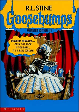 Goosebumps Monster Edition 1 Welcome To Dead House Stay Out Of The Basement And Say Cheese And Die Stine R L 9780590509954 Amazon Com Books
