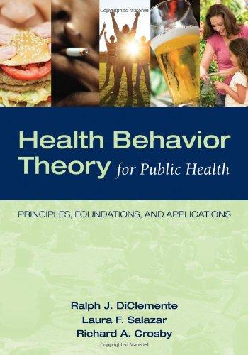 Health Behavior Theory F/Public Health
