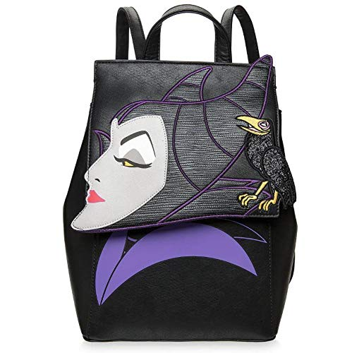 Danielle Nicole Disney Sleeping Beauty Maleficent Designer Backpack -