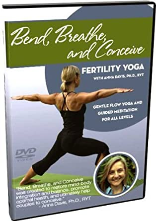 Amazon.com: Bend, Breathe, and Conceive: Fertility Yoga with ...