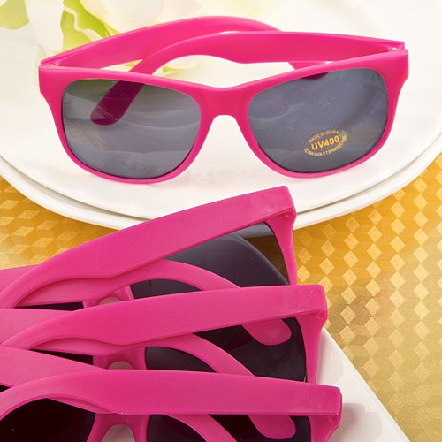 Fashioncraft Cool Fashion Sunglasses (108, Hot Pink)