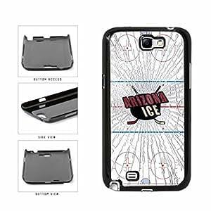 Arizona Ice Plastic Phone Case Back Cover Samsung Galaxy Note II 2 N7100