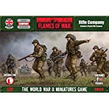 British - 1:100 Rifle Company Model Kit