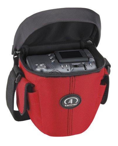 (Tamrac 3320027 Aero 20 Digital Camera Zoom Case (Red) )