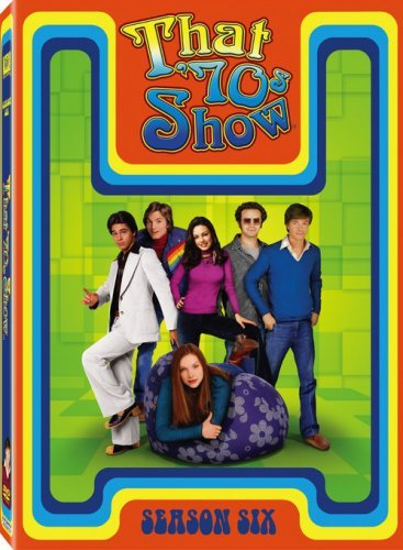 That '70s Show: Season 6 by Topher Grace (That 70s Show Season 6 compare prices)