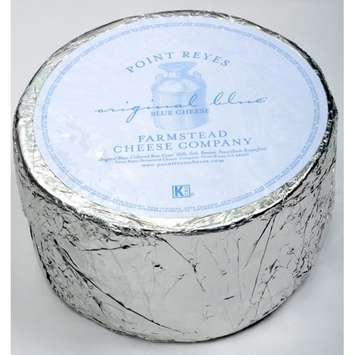 Point Reyes Original Blue Cheese (Whole Wheel) Approximately 7 Lbs