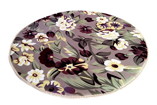 Multi-size Print Round Carpet Area Floor Rug Doormat, used for sale  Delivered anywhere in Canada