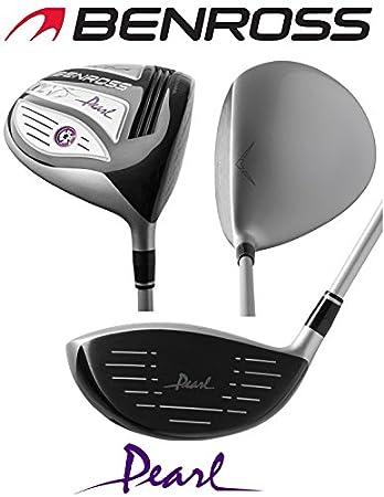 Benross Ladies perla completo Golf Club Set y 2017 Deluxe ...