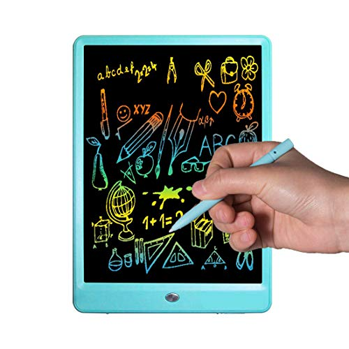 Bravokids Toys for 3-6 Years Old Girls Boys, LCD Writing Tablet 10 Inch Doodle Board, Electronic Drawing Tablet Drawing…