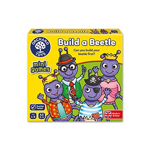 Orchard Toys Jeu de voyage « Build a Beetle »