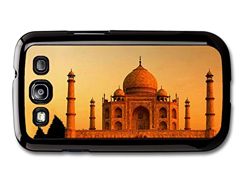 Beautiful Sunset Taj Mahal in India Photo coque pour Samsung Galaxy S3