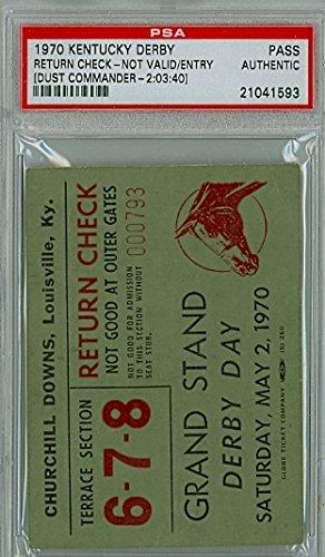 kentucky derby ticket stub - 4