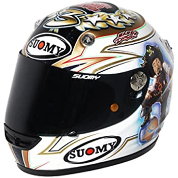 Suomy Vandal Max Biaggi World Champion Limited Edition Helmet (X-Small)