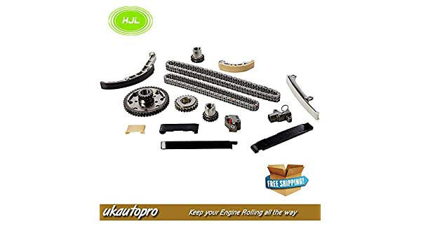 Amazon.com: Timing Chain Conversion Kit Double Row Fit Nissan NAVARA Pathfinder 2.5 YD25DDTI: Automotive