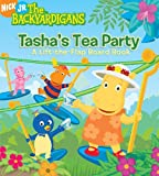 Tashas Tea Party: A Lift-the-Flap Board Book (The Backyardigans)