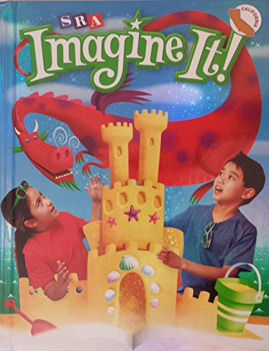 Student Reader: Level 2 - Book 2 (Imagine It! California Edition, Grade 2)