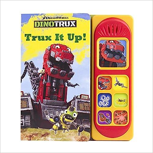 Dinotrux Trux It Up Book