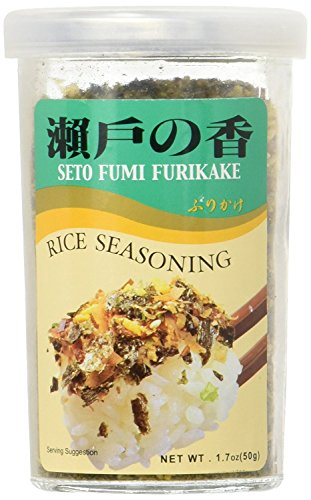 JFC Seto Fumi Furikake Rice Seasoning, 1.7 oz by JFC