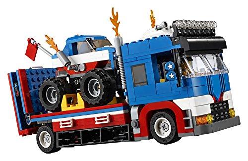 LEGO Truck Dello Stuntman Costruzioni Piccole Gioco Bambino Bambina Giocattolo 109 5 spesavip