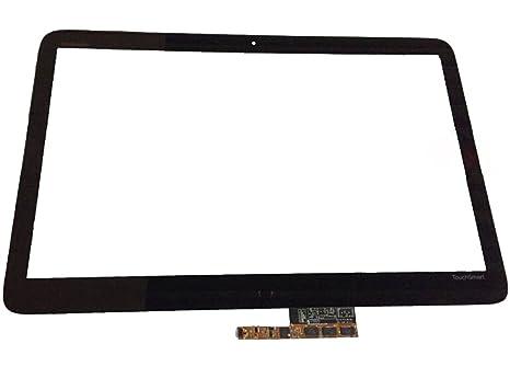 Quy portátil pantalla táctil 14,0 pulgadas para HP Envy TouchSmart 14 Series Touch digitalizador