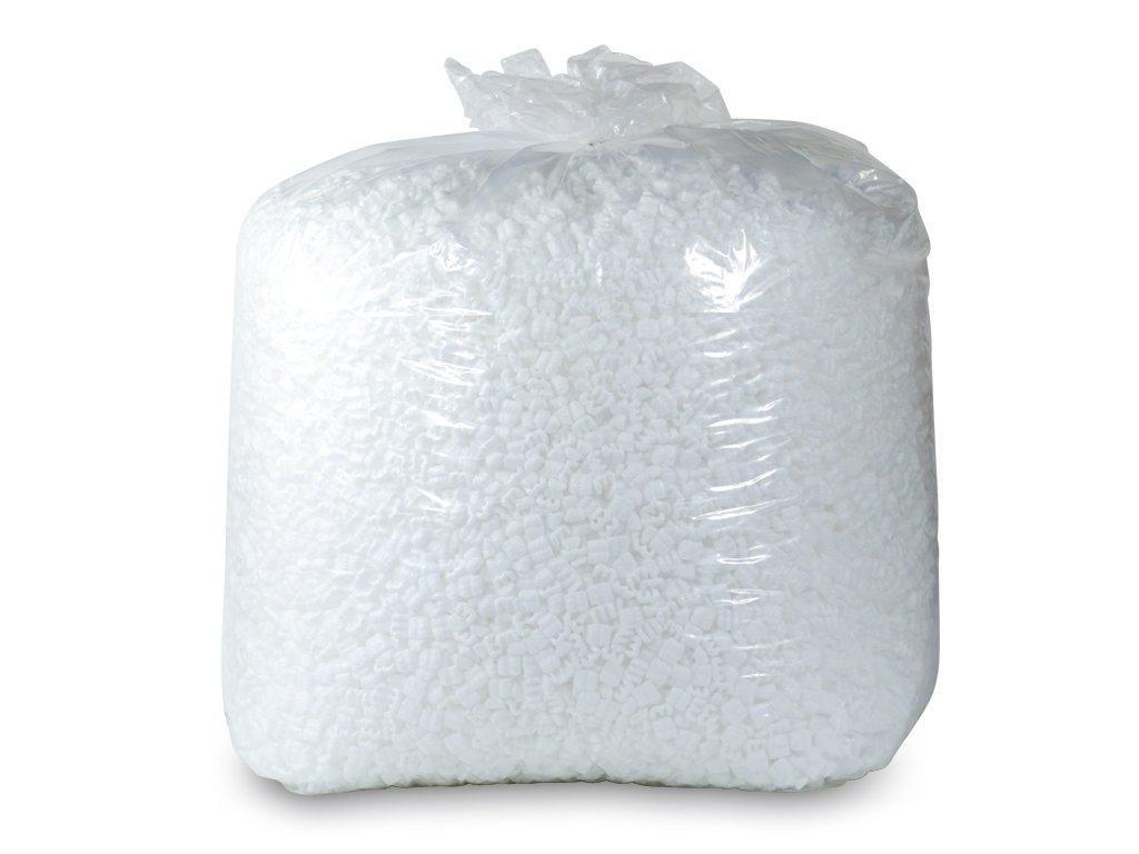 Enviro Superbag MDPE-Entsorgungssäcke, transparent, unbedruckt, 65+55x135cm, VE: 125 Stück