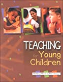 Teaching for Young Children, Cantrell, Margaret, 0787274720