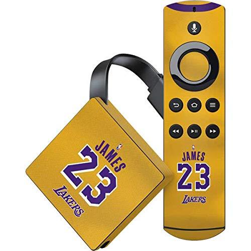 check out 4a71c 69ea6 Skinit NBA Los Angeles Lakers Amazon Fire TV Skin - LeBron ...