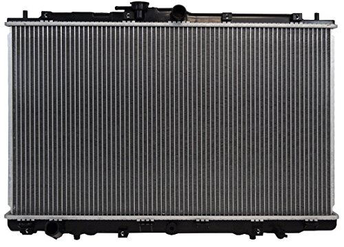RADIATOR FOR ACURA FITS CL TL 3.2 V6 6CYL WITH SENSOR HOLE 2375 (Acura Cl Radiator Replacement)