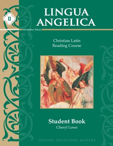 Lingua Angelica II, Student Book ebook