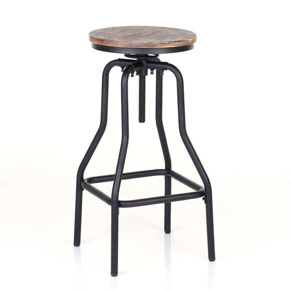 fabulous ikayaa tabouret de bar with maison du monde chaise de bar. Black Bedroom Furniture Sets. Home Design Ideas