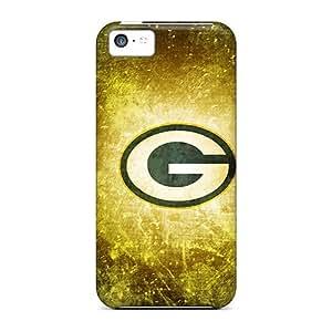 JamieBratt Apple Iphone 5c Great Hard Phone Cases Provide Private Custom Nice Green Bay Packers Series [aEd44626LzWf]